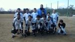 2012年 2月12日(日)野球教室